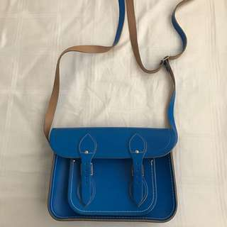 Cambridge Satchel (REPRICE)
