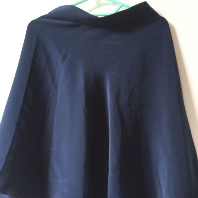 (100k Get 4 *) Blue Mini Skirt*