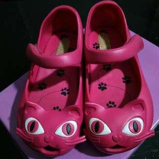Prelove: Mini Melissa Ultra girl II Pink UK Size 7