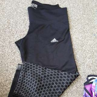 Adidas Climalite Compression Pants