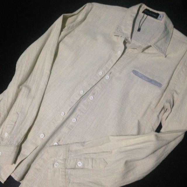 101 New York Long sleeves polo