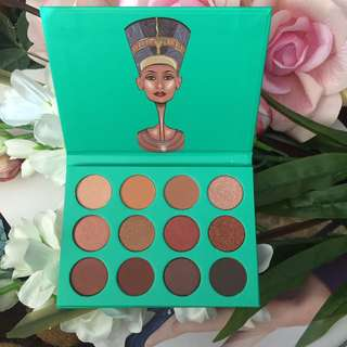 The Nubian Palette By Juvia's Authentic