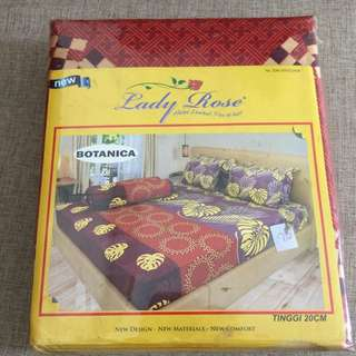 Lady Rose Sprei #New