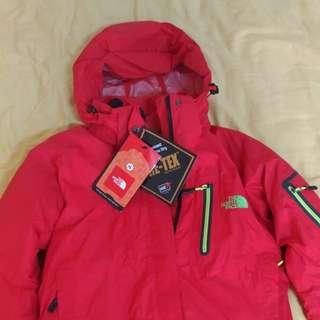 Gore-tex 防水保暖外套(女款  S)