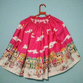 Pink Skirt Fits