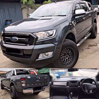 SAMBUNG BAYAR / CONTINUE LOAN  FORD RANGER XLT AUTO TURBO