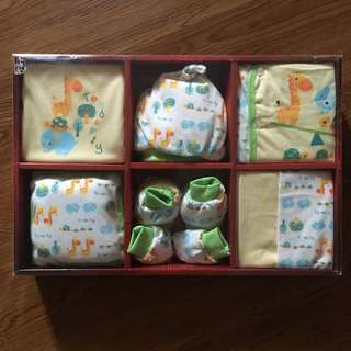 Tenderly Newborn Baby Gift Set (0-6 Months)