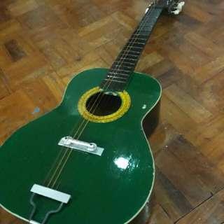 Cebu Small Acoustic Guitar