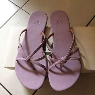 Mondka Purple Sandal