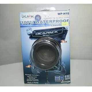 100% Waterproof 相機防水case  WP-H10(特價)