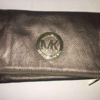 Micheal Kors Leather Clutch Replica