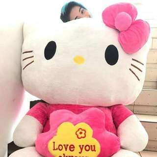3ft Hello Kitty ~2300php