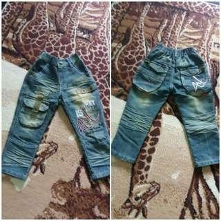 Jeans anak sz.M