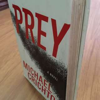 PREY ( a Michael Crichton novel)