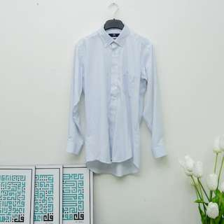 Long Sleeve Office Shirt (L)