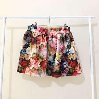 Bloom Floral Skirt