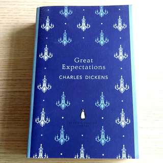 Great Expections by Charles Dickens