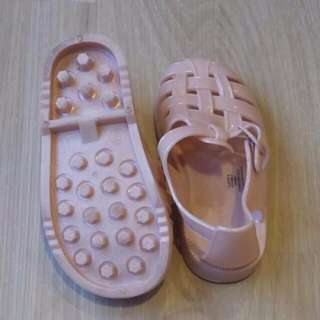 BabyGAP Jelly Pink Shoes