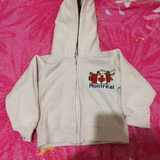 Montreal Hoodie Jacket
