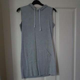 Size Small Hooded Dress