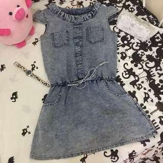 Denim Dress 💖