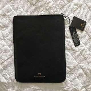 Scotch & Soda iPad Leather Case