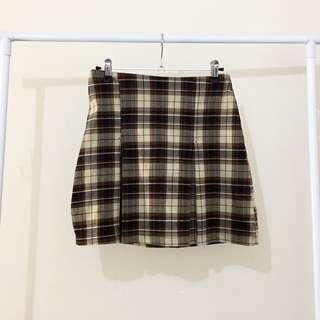 Vintage Tartan Skirt