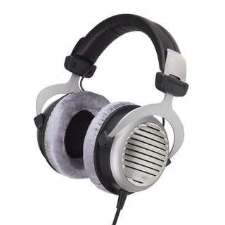 Beyerdynamic DT990 Stereo Headphones (Silver)