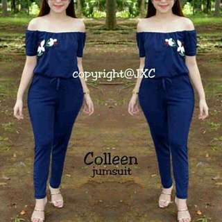 COLLEEN JUMPSUIT