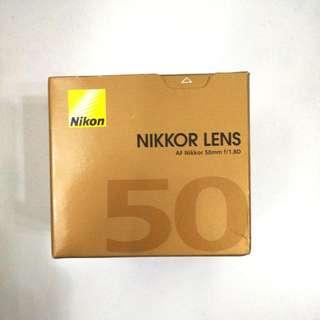 BOX Nikkor 50mm