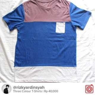 Three Tones T-shirt