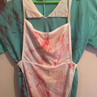 Bloodbath Nurse Outfit!