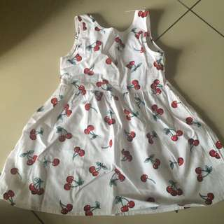 🆕Baby Apple Dress