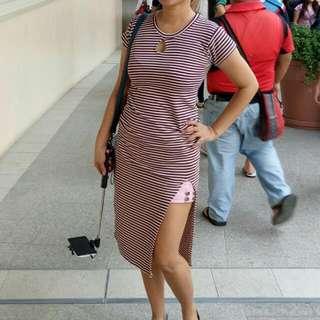 Dress With Slit