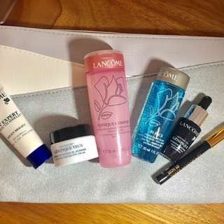 Lancome Travel Set