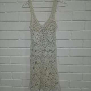 Knitted Summer Dress