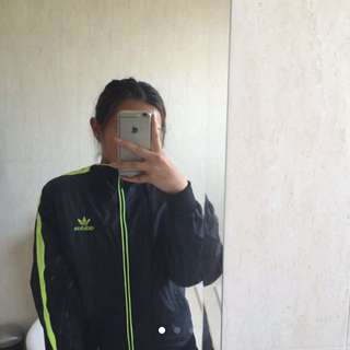 Adidas Spray Jacket || Size L kids