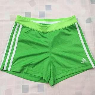 Short Sport Pants Hijau ADIDAS