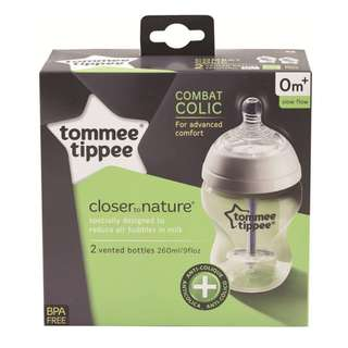 Tommee Tippee Closer to Nature Anti-Colic 2pk