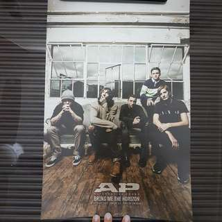 BMTH AP POSTER