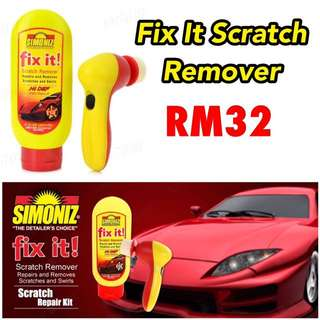 FIX IT SCRATCH REMOVER