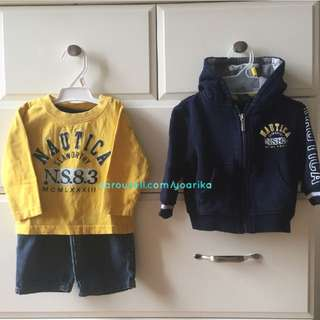 Blue NAUTICA Set 6M