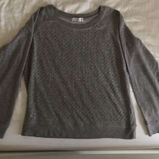 Grey Sweater/Jumper