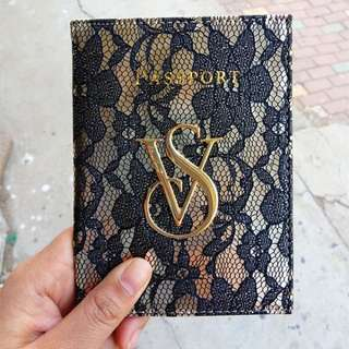 Victoria Secret Passport Cover - Lace