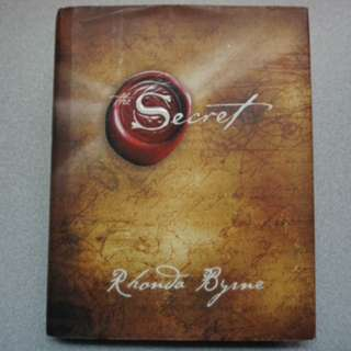 THE SECRET by Rhonda Byrne (Hard bound)
