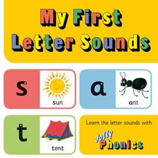 Jolly Phonics My First Letter Sounds (Print edition)