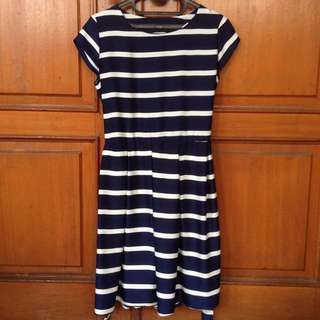 Strip Play Dress