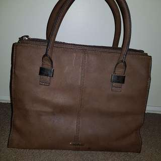 Tony Bianco Handbag - Brown