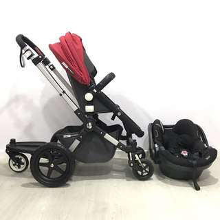 Bugaboo Cameleon3 With Accessories