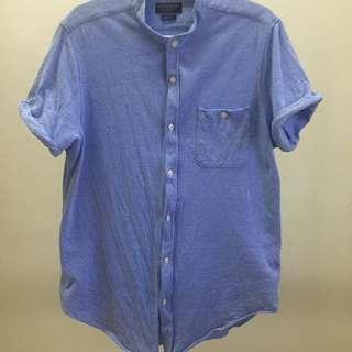 ZARA MAN Pique Shirt